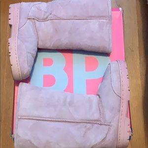 BP. Women's Pink Boots